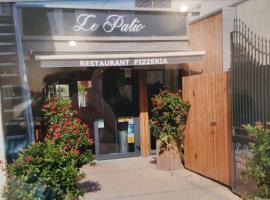 Restaurant Pizzeria Le Patio