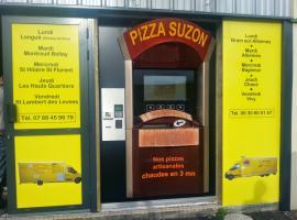 Pizza Suzon