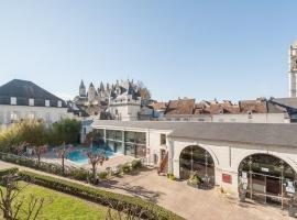 Résidence Pierres & Vacances Loches Val de Loire